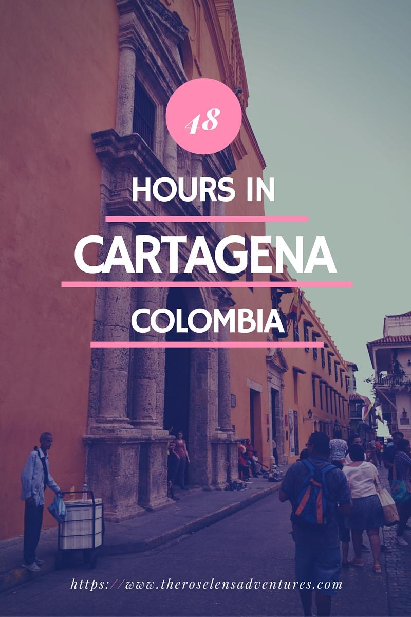 48 hours in cartagena